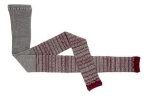 Xmas gifts MID fashion: Muji snowflake leggings