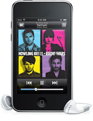 Gadgets: Apple iPod touch