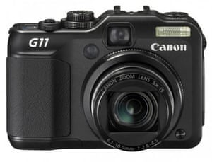 Gadgets: Canon PowerShot G11