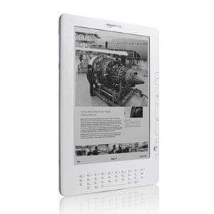 Gadgets: Amazon Kindle DX