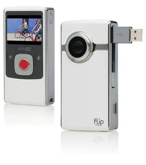 Gadgets: Flip ultra HD video camera