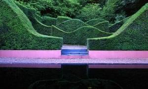 Anne Wareham's garden at Veddw in Monmouthshire