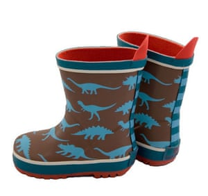 Gifts for babies: Child's wellington boots