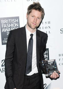 Burberry Named British Designer Of The Year And Wins Best Brand Fashion The Guardian