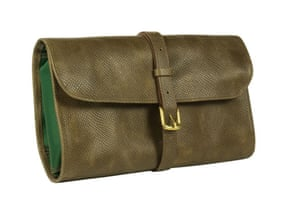 Christmas gifts: Daines & Hathaway military-style roll up wetpack