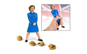 Worst Christmas gifts: Maggie Thatcher nutcracker