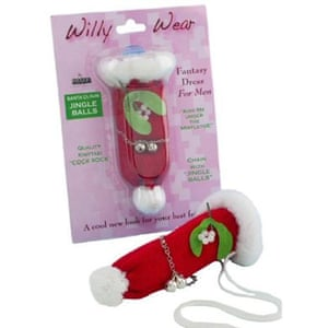 Worst Christmas gifts: Santa willy wear