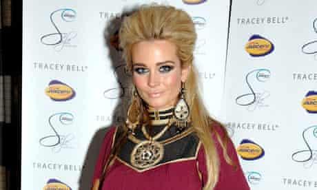 Amanda Harrington at the Liverpool Style Awards 2009