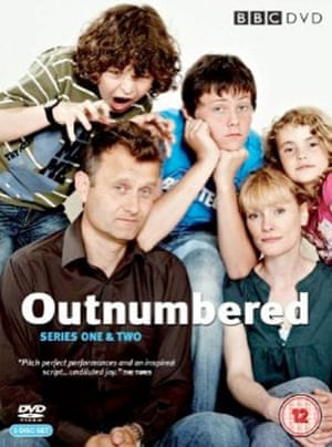 Best DVD boxsets: Outnumbered