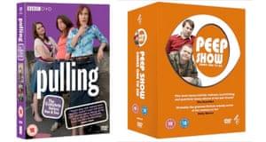 Best DVD boxsets: Pulling/Peep Show
