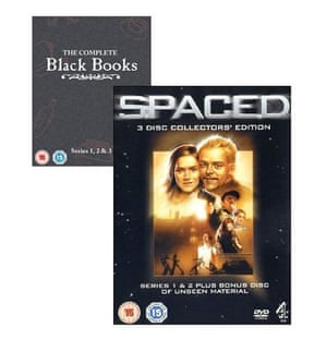 Best DVD boxsets: Spaced
