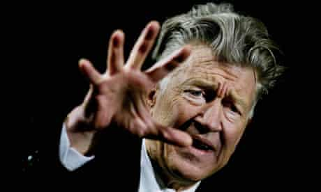 David Lynch at the National Film Theatre