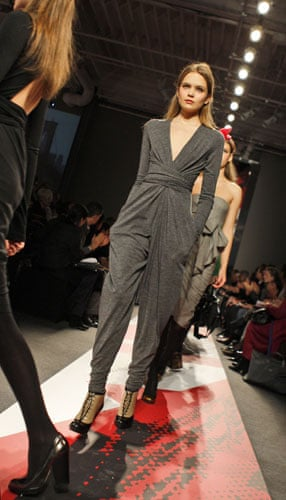 NY fashion week: weekend: DKNY