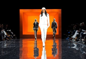 NY fashion week: weekend: Lacoste Fashion Show