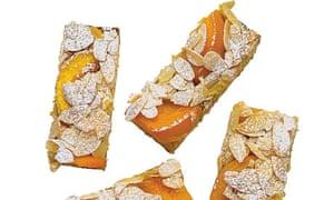 Yotam Ottolenghi's Saffron Peach Cake