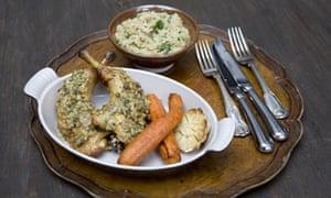 Allegra McEvedy's Chicken A La Dijonnaise. Photograph: Teri Pengilley ...