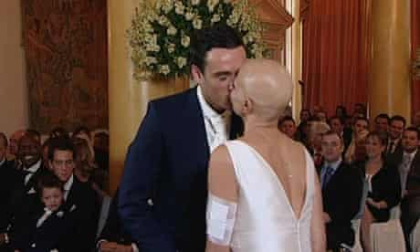 Jade Goody's wedding