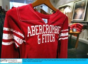 Designer copies: Abercrombie & Fitch