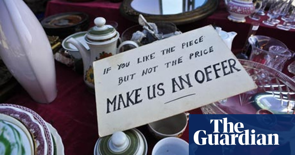 In Praise Of Car Boot Sales The Fashionable Way To Shop Life And