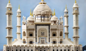 Lego: Lego Taj Mahal