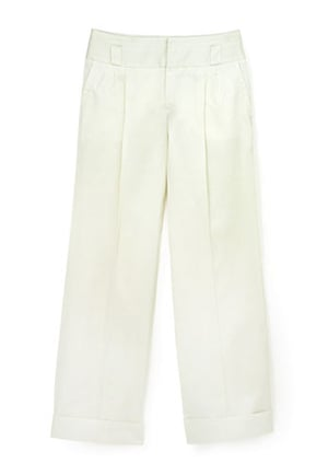 Hijab-friendly gallery: Trousers by Banana Republic
