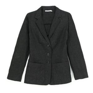 Hijab-friendly gallery: Suit jacket by Kookai