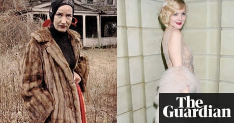 Fashion Statement Can Drew Barrymore Revive Grey Gardens Style Fashion The Guardian