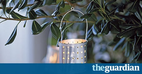How to make garden lanterns life and style the guardian - Make hanging lanterns ...