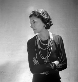 Coco Chanel: Coco Chanel in 1936