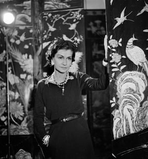 Coco Chanel: Coco Chanel in 1937