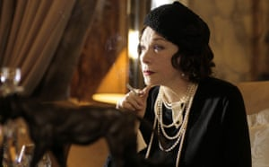 Coco Chanel: Shirley MacLaine as Coco Chanel