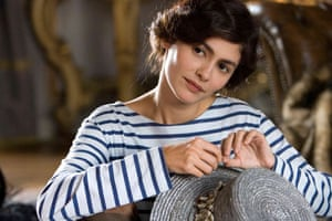 Coco Chanel: Audrey Tautou plays Coco Chanel in Coco Avant Chanel