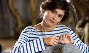 Audrey Tautou plays Coco Chanel in Coco Avant Chanel