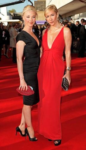 Bafta fashion: Tamara Beckwith and Tania Bryer