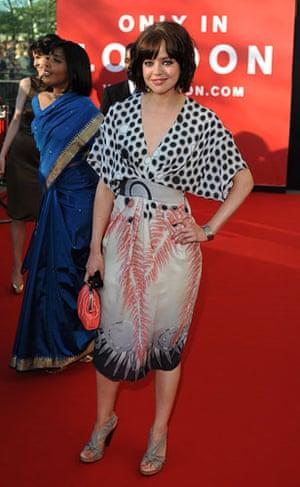 Bafta fashion: The British Academy Television Awards - London