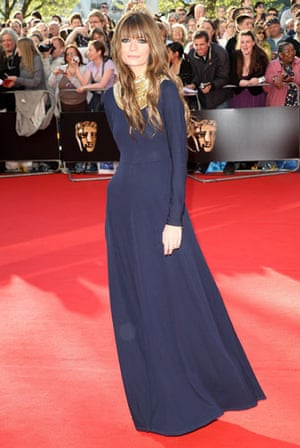 Bafta fashion: Mischa Barton