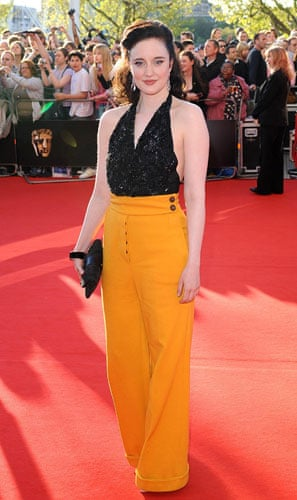 Bafta fashion: British Academy Television Awards 2009 - London