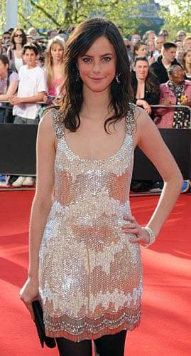 Bafta fashion: Kaya Scodelario