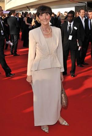 Bafta fashion: June Brown