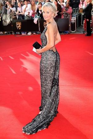 Bafta fashion: BAFTA Television Awards 2009 - Inside arrivals