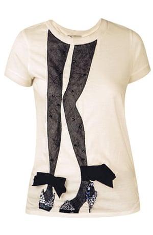 The fashion briefing: Lanvin T-shirt
