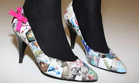 Customised shoes