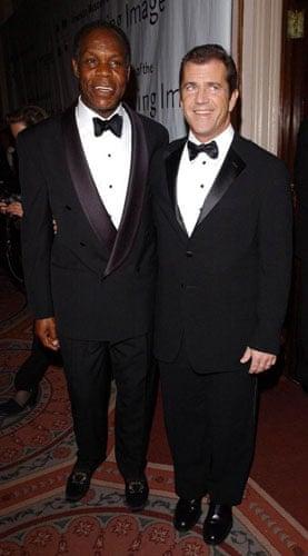 Men who wear stack heels: Mel Gibson