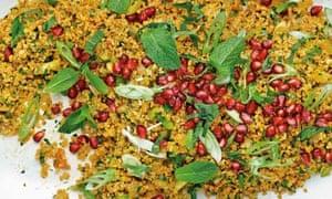 Yotam Ottolenghi's recipe for kisir