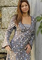 Frugi's boho blossom organic dress