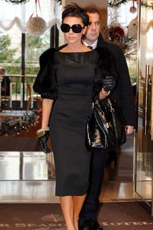 425d5f0691 Victoria Beckham s bags  Victoria Beckham visiting Stefano Gabbana in Milan