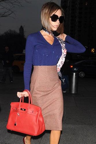 dd6f826103 Victoria Beckham s Hermès handbags