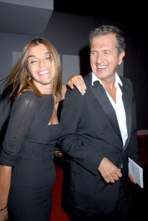 Carine Roitfeld: Carine Roitfeld and Mario Testino