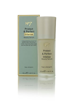 Best beauty products: No7 Protect and Perfect