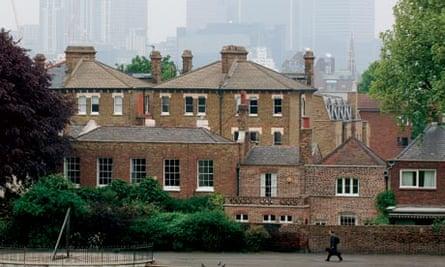 Greenwich South London